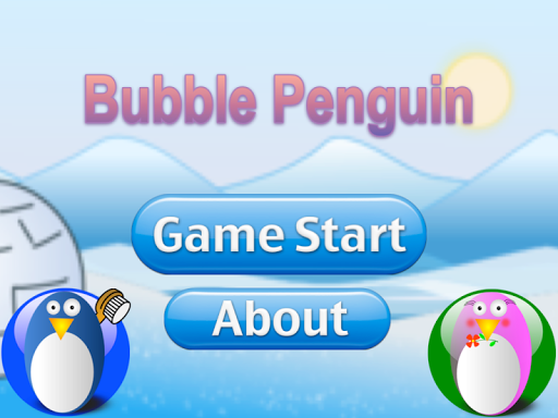 Bubble Penguin Free