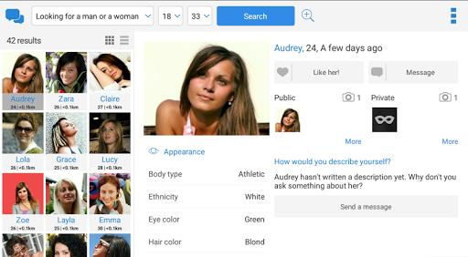 Meet-me: Dating, chat, romance 5.0.28 Screenshots 8