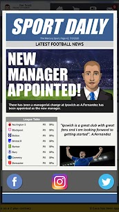 Club Soccer Director 2021 Mod Apk (Unlimited Money) 1.4.4 3