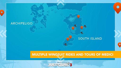 Just Cause 3: WingSuit Tour  screenshots 4