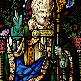 Saint Alphonsus Stained Glass, London, Ontario by Carl VanderWouden - Artistic Objects Other Objects