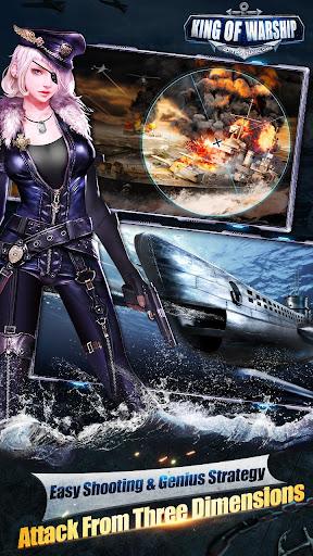 King of Warship: National Hero  gameplay | by HackJr.Pw 4