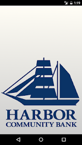 Harbor Community Bank Mobile screenshot 0