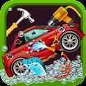 Sports Car Repair Shop icon