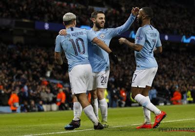 "Bernardo Silva accusé de racisme, Manchester City se dit ""déçu"""