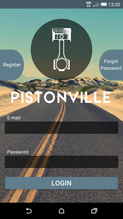 Pistonville - στιγμιότυπο οθόνης
