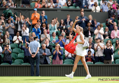 Ook bij dames al grote naam naar huis: tweevoudig winnares Kvitová gaat er uit tegen andere grandslamkampioene