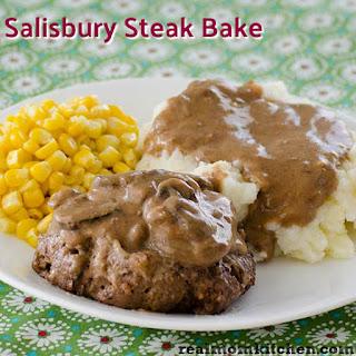 Salisbury Steak Bake Recipe