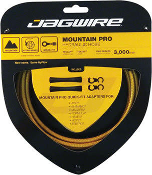 Jagwire Mountain Pro 3000mm Disc Hose Kit - Specialty Colors alternate image 0
