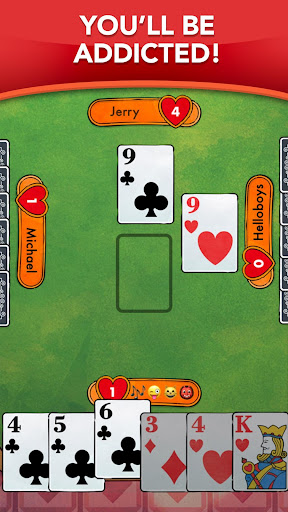 Hearts - Card Game Classic filehippodl screenshot 5