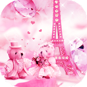 Teddy bear love theme in Paris