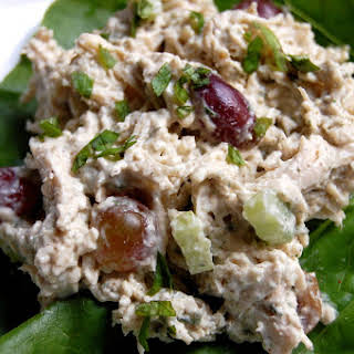 Easy Chicken Salad.
