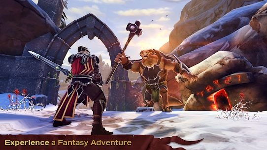 Dawnbringer Apk Download For Android and Iphone 2