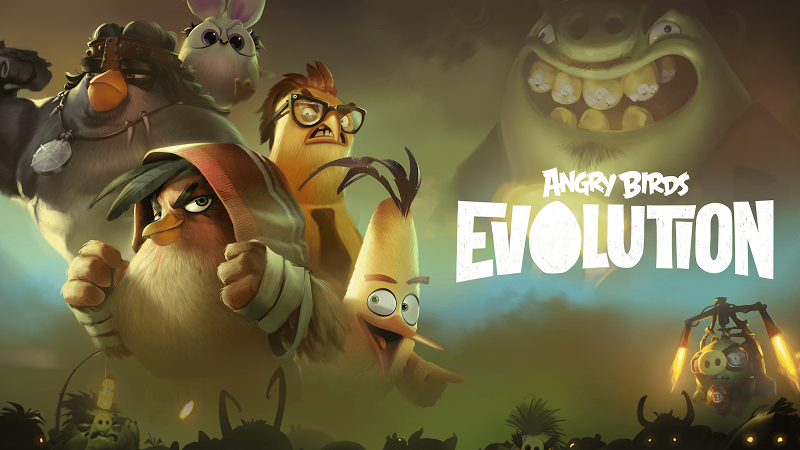 Angry Birds Evolution Screenshot 10