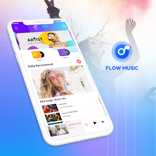 Free Music - Music Player & MP3 Player & Music FM screenshot 1