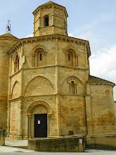 Photo: Torres del Rio- Iglesia del Santo Sepulcro ( Templiers)