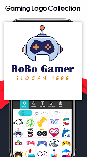 Logo Maker - Logo Creator, Generator & Designer 1.1.3 screenshots 1