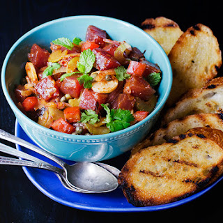 Brazilian Fresh Tuna Ceviche
