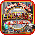 Hidden Object NYC Times Square icon