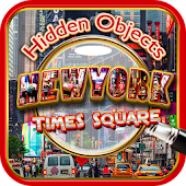 Hidden Object NYC Times Square