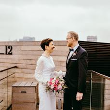 Wedding photographer Justyna Dura (justynadura). Photo of 01.03.2018