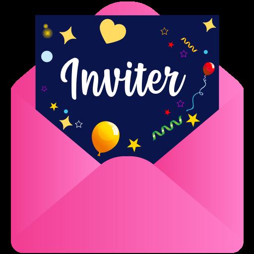 Faire Invitation - Créer Partie Carte d'invitation