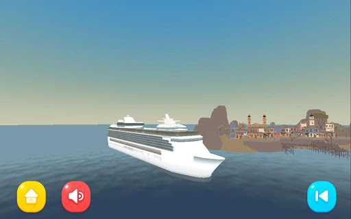 Transatlantic Ships Sim 4.0.8 screenshots 4