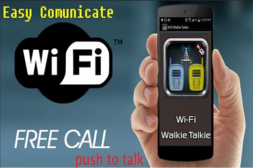 Wifi Walkie Talkie Pro