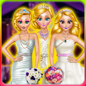 Princesses Wedding Day Salon