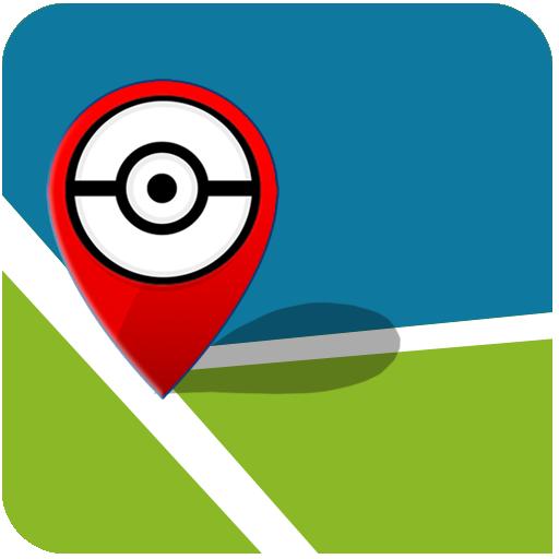 Go Radar-Maps for Pokémon Go 遊戲 App LOGO-硬是要APP