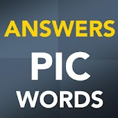 Answers Picwords
