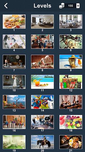 1 Pic 8 Words - Syllables screenshot