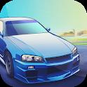 Drifting Nissan Car Drift Racing icon
