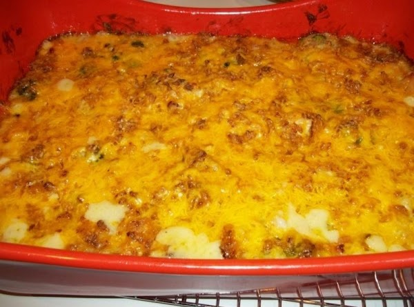 Return to oven until cheese is melted.  Enjoy!