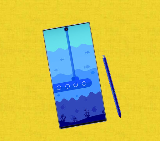 2020 Wallpix Note10 S10 Lite Punch Hole Wallpapers Android App Download Latest