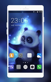 Theme for Lava KKT 38 Panda Wallpaper - náhled