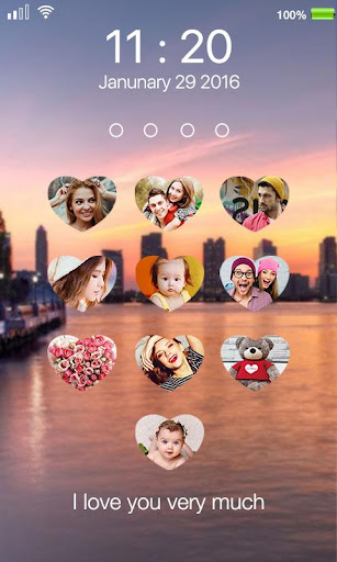 photo lock screen 1.48 screenshots 2