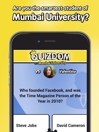 Quizdom - Mumbai University!