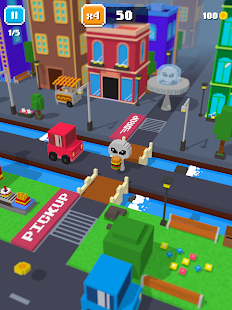 Picky Package: 🚚 Drone Delivery Game Screenshot