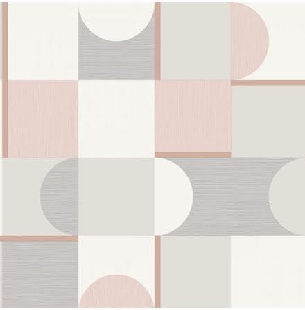 Fine Decor Marino Oslo geometrisk tapet