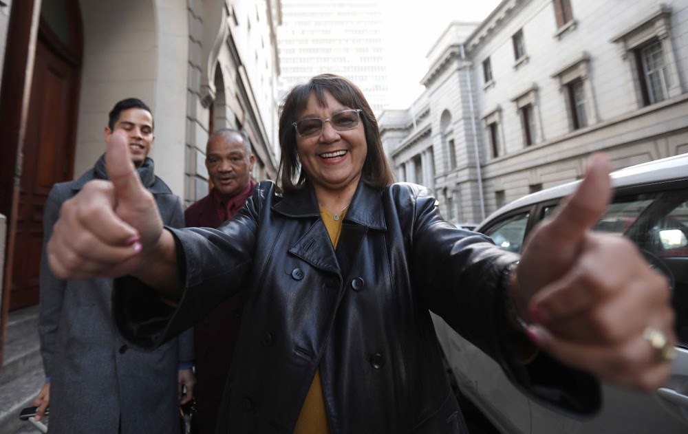 Resolving De Lille dispute likely to top agenda at DA federal council meeting