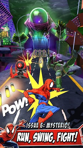 android Spider-Man Unlimited Screenshot 6