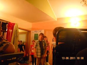 Photo: 13 VI 2011 roku - i  rapować  umieją ........................