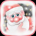 Санта Рождество бегун icon