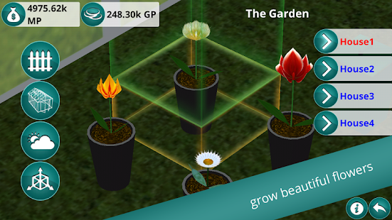 Plants & Flowers Garden Co.- screenshot thumbnail