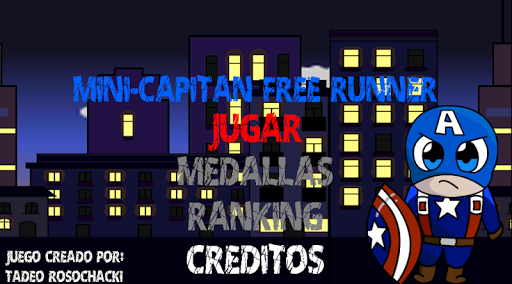Mini-Capitan Free Runner