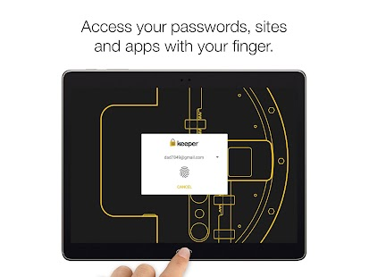 Keeper®: Free Password Manager- screenshot thumbnail