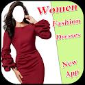 Women Fashion Dresses Photo Editor icon