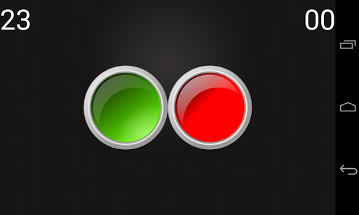 Tap On Green And Red