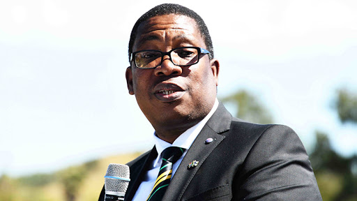 Gauteng's education and youth development MEC Panyaza Lesufi.
